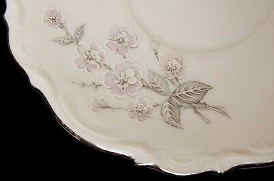 """9 Pc. Lot of Mitterteich Bavaria """"Fragrance"""" China Plates 3 Sets Germany Floral"""