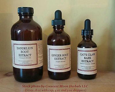 EYEBRIGHT TINCTURE ANTI-INFLAMMATORY astringent ~ Herbal Folk Remedy