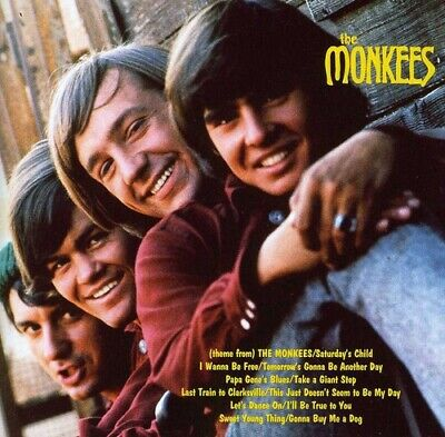 The Monkees - Monkees [New CD]