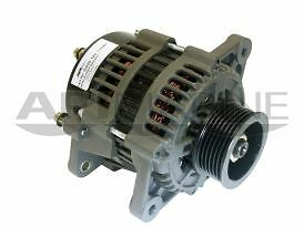 Mercruiser Alternator 4.3L-5.7L-8.2L 12V 85Amp Serp Pulley BrandNew ManWarr 99