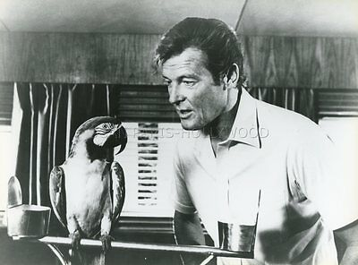 James Bond 007  Roger Moore For Your Eyes Only 1981 Vintage Photo Original #8