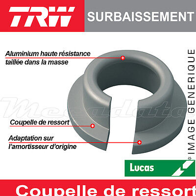 Kit de Surbaissement TRW Lucas - 40 mm BMW G 650 Xcountry (E65X) 2007-