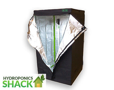 Hydroponic Monsterbuds URBAN Grow Tent Room Silver Mylar Dark Room All Sizes
