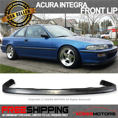 Fits 92 93 Acura Integra JDP Style Front Bumper Lip