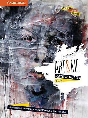Art and Me: Cambridge Senior Visual Arts Pack (Stage 6) by Marianne Hulsbosch Bo