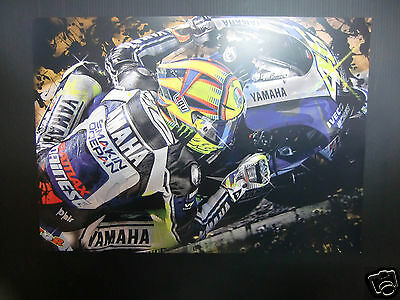 High Quality A3 poster print - Valentino Rossi [A3-22]