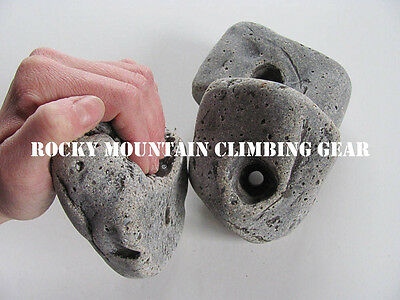 5 Bolt-on Climbing Roof Jugs -Climbing Holds with hardware
