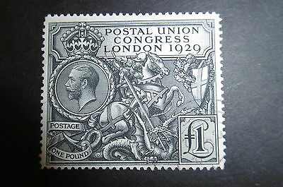 GB 1929 £1 PUC Stamp SG438 Superb Used GEORGE V Ref:700GV