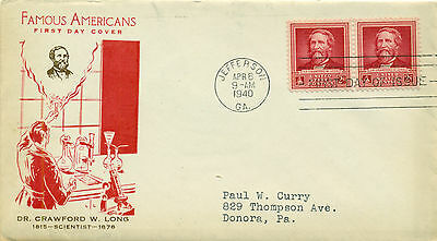 Scott # 875 Fdc, Choose Your Cachet, Great Price!