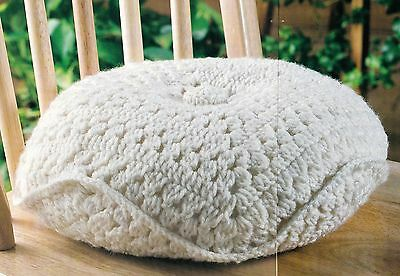 SOPHISTICATED Ripples Galore Pillow//Decor//Crochet Pattern INSTRUCTIONS ONLY