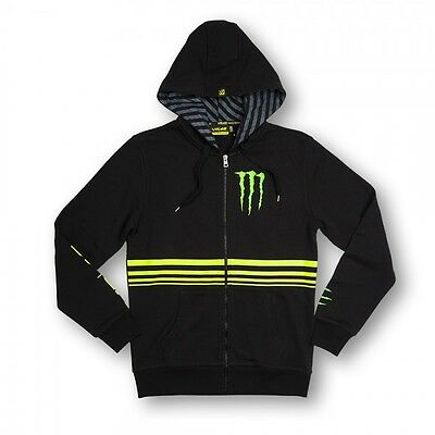 Official Valentino Rossi VR46 Monster Hoodie Fleece - MOMFL 147604