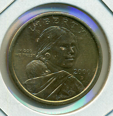 2000-D Sacagawea Dollar, Choice Brilliant Uncirculated, Great Price!