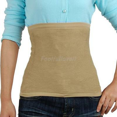 Invisible Tummy Waist Trimmer Body Control Shaper Slim Belt Weight Loss L