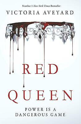 Red Queen by Victoria Aveyard Paperback Book