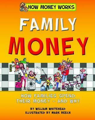 Family Money by William Whitehead (English) Library Binding Book Free Shipping!