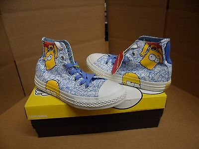 Converse Chuck Taylor All Star The Simpsons Kids Shoes
