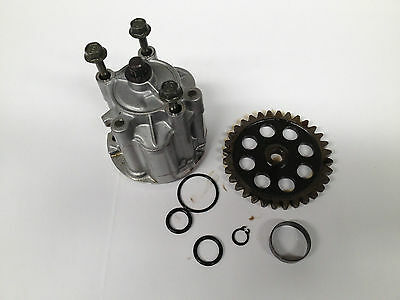 Yamaha Xjr1200 Fj1200 Xjr1300 Motor Cycle Oil Pump And Drive