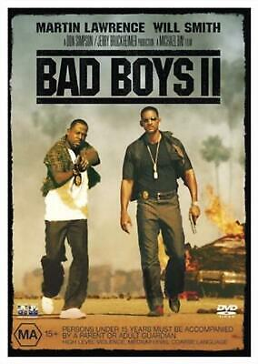 Bad Boys II - DVD Region 4 Free Shipping!