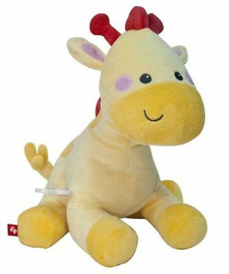 Giraffe Waggy Musical Soft Toy - Fisher-Price