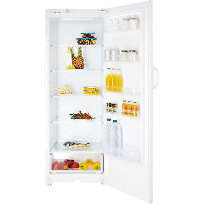 Indesit SIAA12 A+ 1.7mt Tall 342L 4 Shelves Auto Defrost Larder Fridge in White