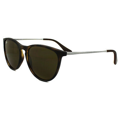 Ray-Ban Junior Sunglasses Izzy 9060 700673 Rubber Havana Brown