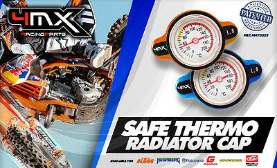 Termostato Tappo Radiatore Cross Ktm 4Mx