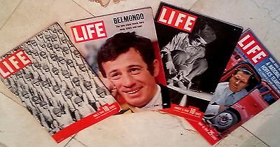 ORIGINAL  issues of LIFE magazine. the exact day and year of your birth