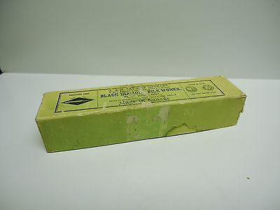 """Vintage - Opened Box of 3 new  """"BLACK DIAMOND"""" FILES - Made in Canada"""