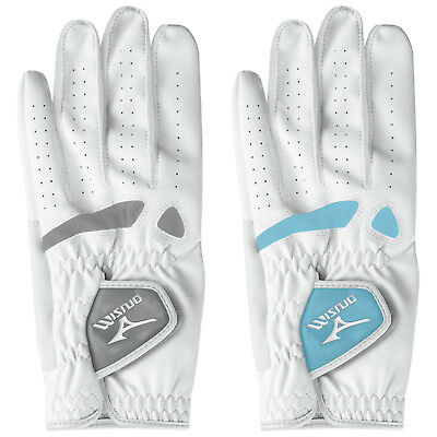 Mizuno Womens Bioflex All Weather Left Hand Golf Glove -New Leather Right Handed