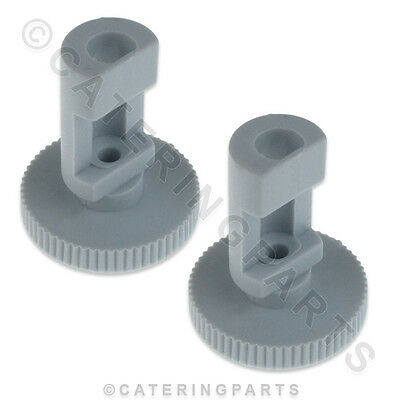 Pair Of Comenda 160734 End Plug Cap For Rinse Arm Dishwasher Glasswasher Hoonved
