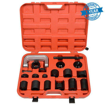 21 pcs Ball Joint Press Auto Repair Remover Install Adapter Tool Set Service Kit