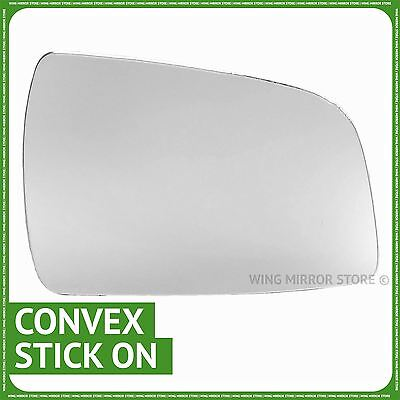 Right hand driver side for Vauxhall Zafira B 2010-2012 wing mirror glass