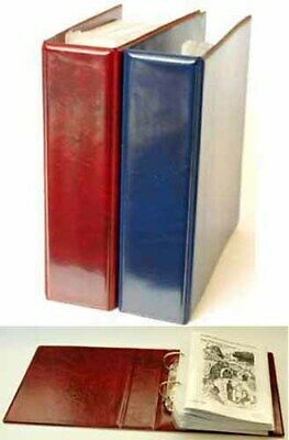 A5 Deluxe Portrait Journal Binder