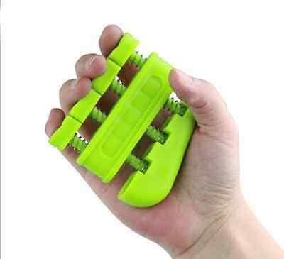 Finger Strength Training Grip Wrist Muscle Power Exerciser For Guitar Piano Yuno