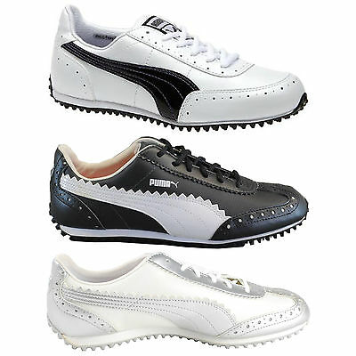 Puma Womens Spikeless Golf Shoes - New Lightweight Summer Ladies Sport