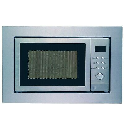 Cookology IMOG25LSS 25L Built-in Combi Microwave Oven & Grill in Stainless Steel