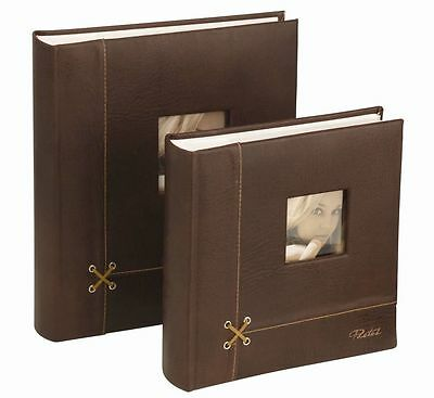 Kenro Piazza Book Bound Memo Photo Album available in 2 sizes