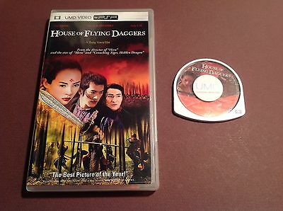 House of Flying Daggers (UMD PSP)50%off ship.on additional purchase