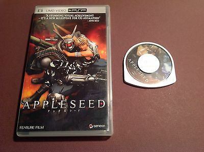 Appleseed (UMD PSP)50%off shipping on additional purchase