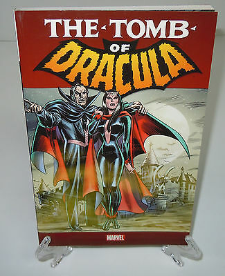 The Tomb of Dracula Vol. 2 Marvel Comics TPB Trade Paperback Brand New