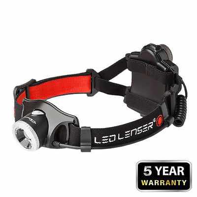 Led Lenser H7R.2 Headlamp Torch Rechargeable 300 lumens New in retail pack