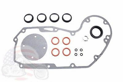 Gary Bang Cam Cover Gasket Kit  Quick Change Complete Harley Sportster 5 Speed