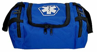 Mini First Responder Paramedic Trauma Jump Bag - Blue