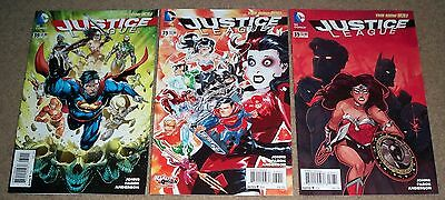 Justice League #39 (2015) Harley Quinn + Tarr 1:25 VARIANT & Regular SET