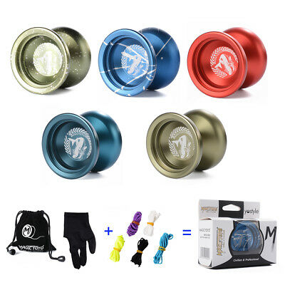 Magic YOYO Ball N12 SHARK HONOR Toy Alloy Aluminum Yo-Yo Bearing Reel