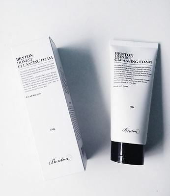 Benton Honest Cleansing Foam 150g with Free Sample