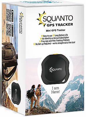 Mini Personal / Spy / Car / Vehicle GPS GPRS Tracker Real-Time Tracking Device