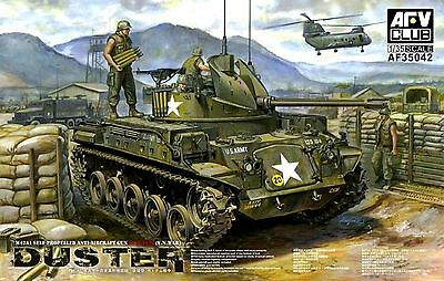 AFV CLUB U.S. M42 A1 DUSTER  Scala 1:35 Cod.35042