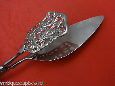 Chantilly by Gorham Sterling Silver Pastry Tongs HHWS  Custom Made 9 7/8""