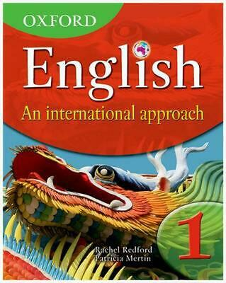 Oxford English: An International Approach Students' Book 1 by Rachel Redford Pap